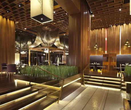 Sra Bua by Kiin Kiin, Siam Kempinski Hotel