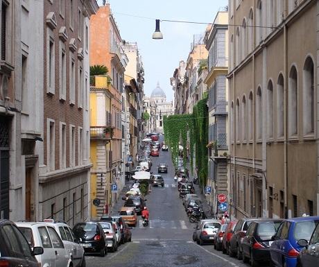 rome neighbourhoods monti