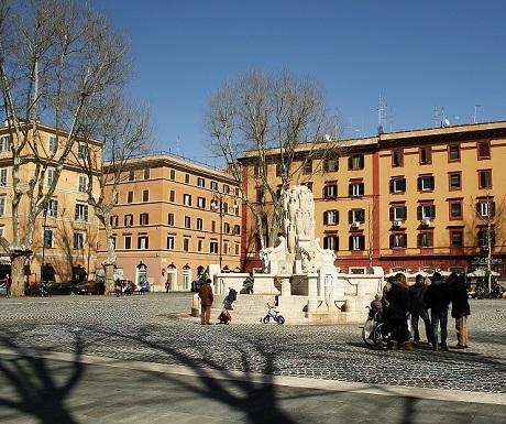 rome neighbourhoods testaccio
