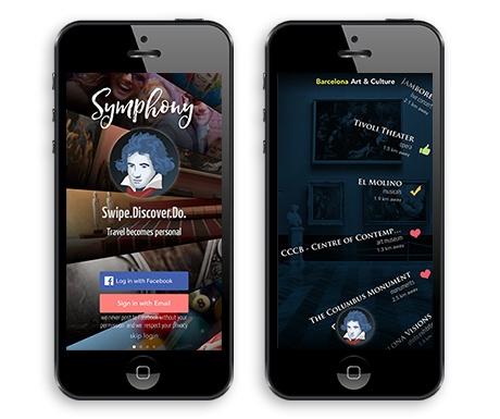 symphonytravelapp, , concierge apps