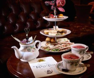 London's 5 best afternoon teas
