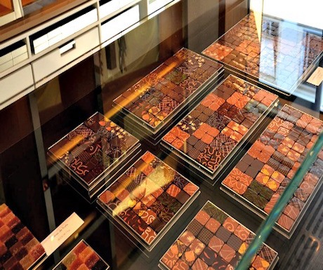Best chocolate stores in Paris - Jacques Genin