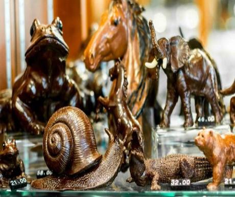 Best chocolate stores in Paris - Jean-Charles Rochoux