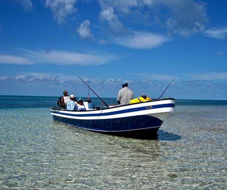 Barrier Reef Fishing Ambergris Caye