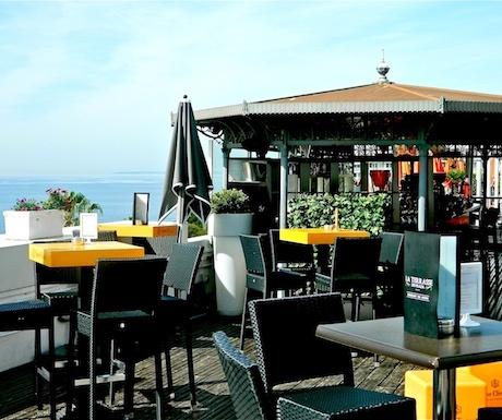 La Terrasse du Plaza, Hotel Boscolo