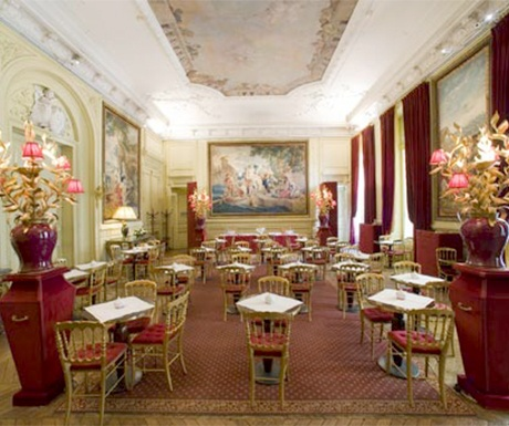 Cafe Jacquemart-Andre