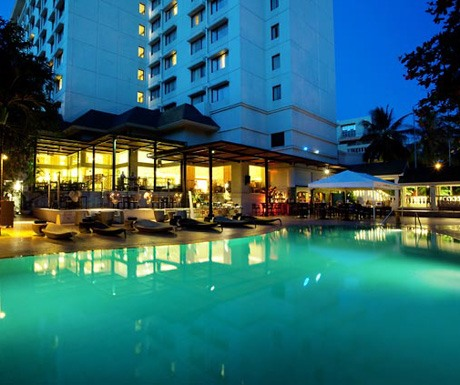 Cebu City Marriott pool