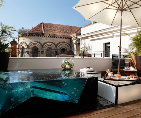 Five Seas Hotel in Cannes, France