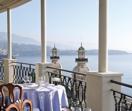 Grill, Hotel de Paris, Monaco