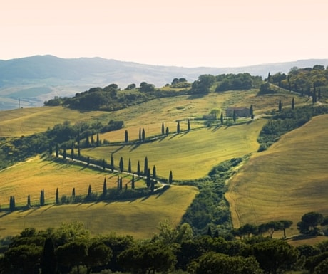 La Foce Tuscany