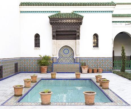 La Mosque du Paris