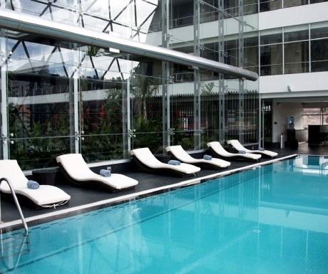 La Paz -- Casa Grande pool