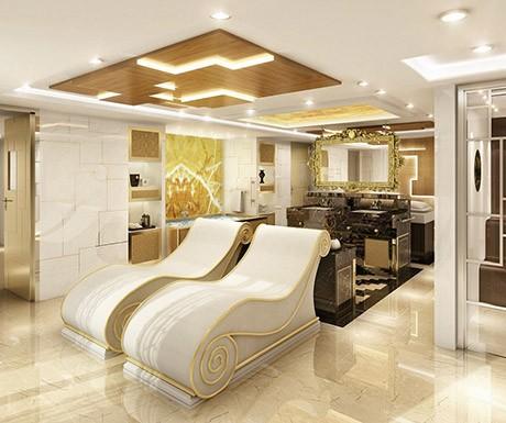 Regent Seven Seas Relaxation Chamber