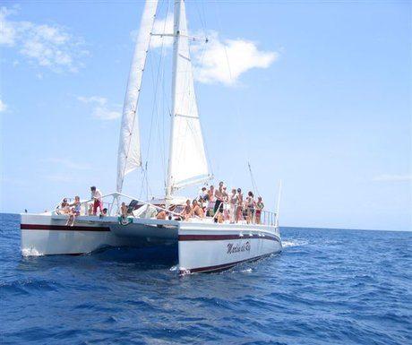 Marlin del Rey Tamarindo Catamaran
