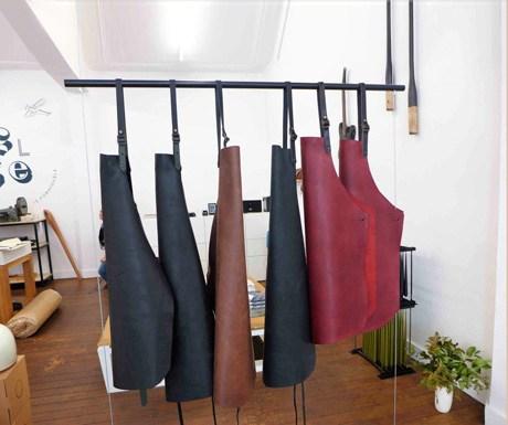 Niyona leather caraftmen, Brussels