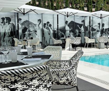 Odyssey, Hotel Metropole Monaco