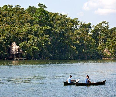 Rio Dulce Boating Tour