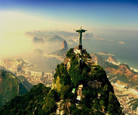 Rio christ the redeemer