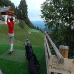 Top 5 golf courses in the Italian Alps