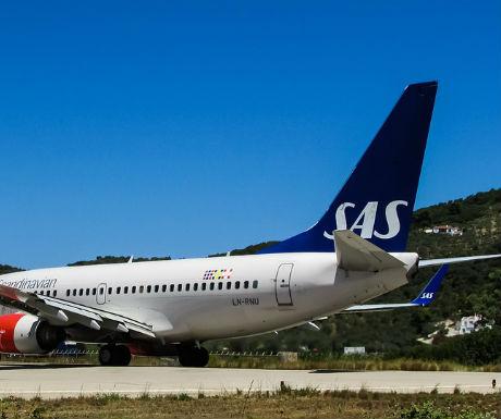 Scandanavian Airlines