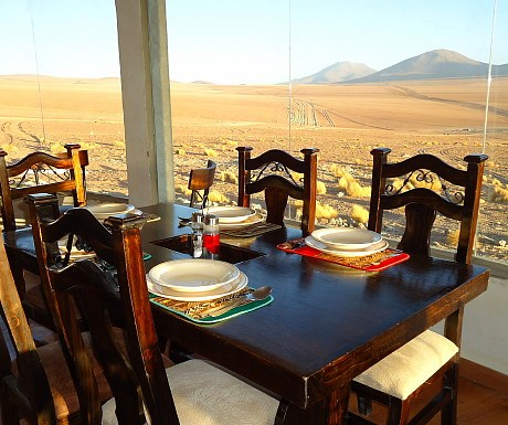 Siloli -- Tayka del Desierto