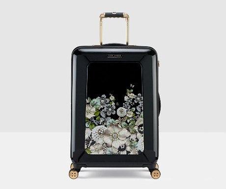 Ted Baker Gem Gardens suitcase