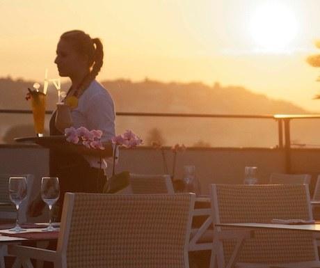 Les Toits, Hotel de Paris in St Tropez