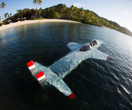Top 5 Hotel Perks-Submarine at Laucala