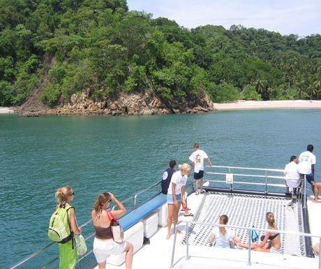 Tortuga Island Nicoya Peninsula