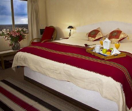 Uyuni Luna Salada Salt Hotel room
