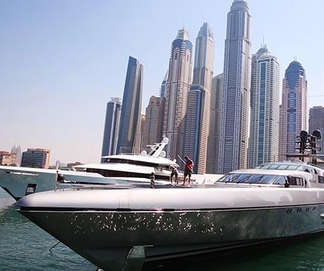 Yachts Dubai Charterclick