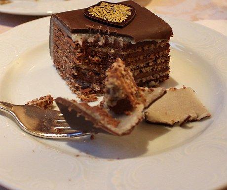 Austrian Cakes: Imperial Torte