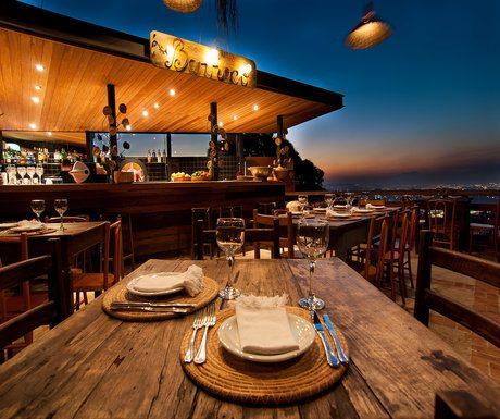 restaurante aprazivel rio
