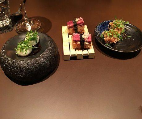 restaurante oro rio