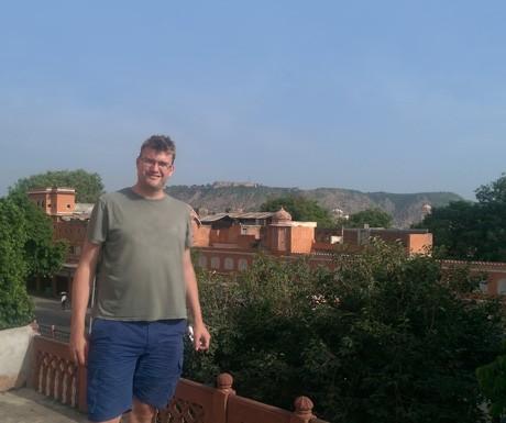 1 Sam in Jaipur