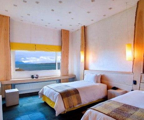 3 HOTEL REMOTA -- PUERTO NATALES