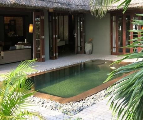 An Lam Villas lagoon villa
