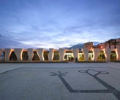 Cocteau Museum in Menton, Cote d'Azur