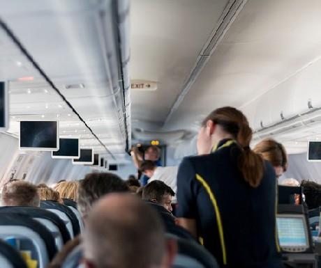 Flight attendant-01