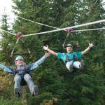 Thrill-seeking adventures on Vancouver Island