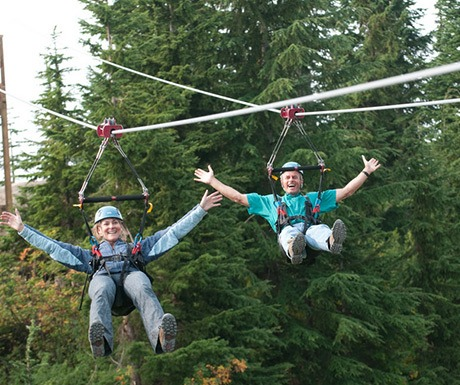 Grouse-Mountain-Zip-Line