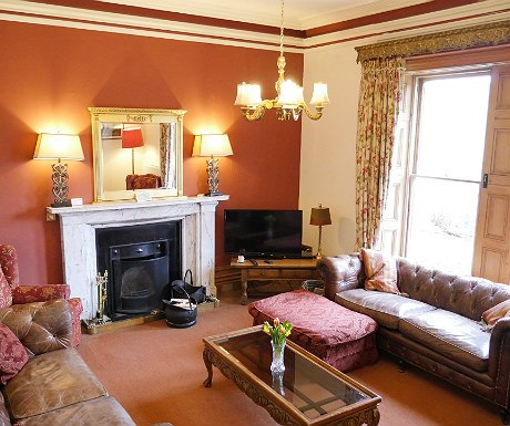 Special feature hazel brow swaledale yorkshire dales for Best restaurants with rooms yorkshire dales