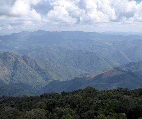 Hills of Mae Hong Son