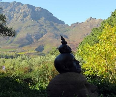 Restaurants Cape Winelands Tokara art