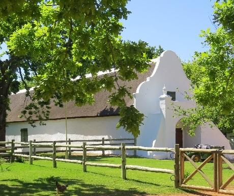 7 Restaurants Cape Winelands Babylonstoren farm shed