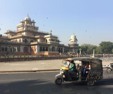 Jaipur st alberts hall