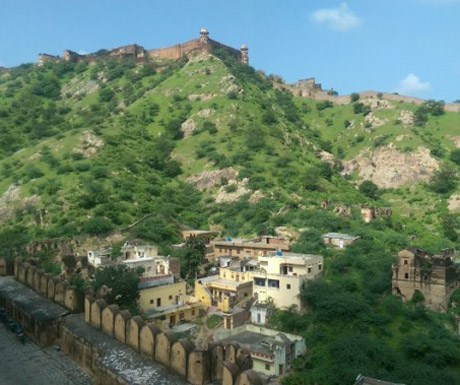Jaipurs Hill Forts