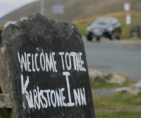 Kirkstone Inn welcome