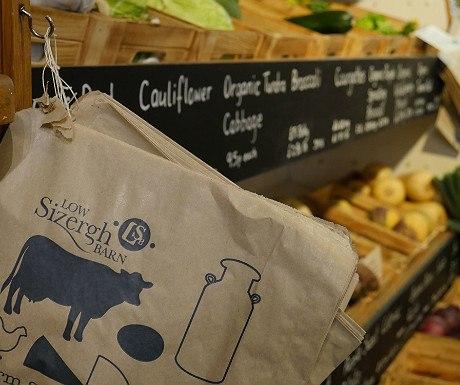 Low Sizergh Barn Farm Shop