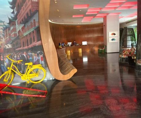 Luxury hotel- Indigo- bund-Shanghai-CrossingTravel-visit